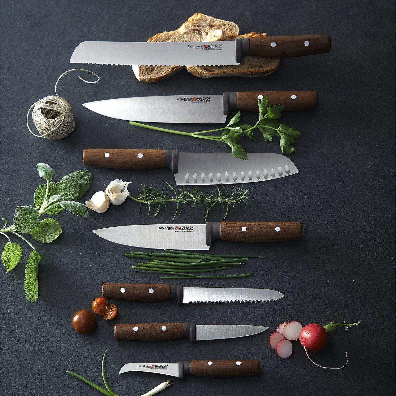 Wusthof Urban Farmer 刀具,原價750元~3,500元,特價...