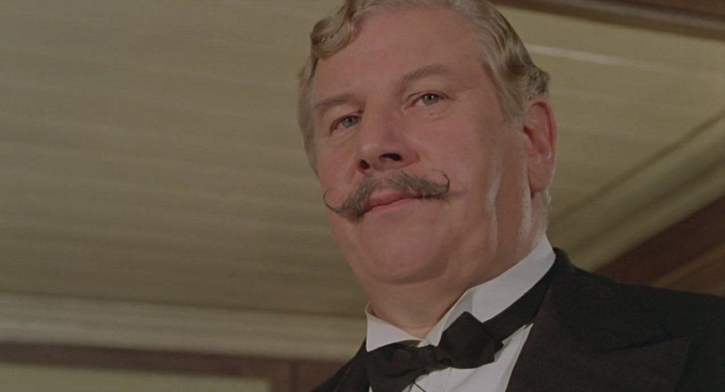 「尼羅河上謀殺案」改由彼得尤斯汀諾夫演白羅。圖/摘自imdb