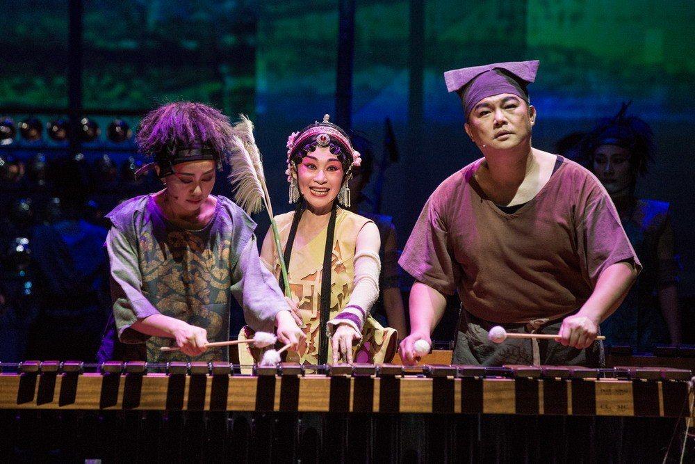擊樂劇場「木蘭」跨界演出,深受好評。圖/朱宗慶打擊樂團