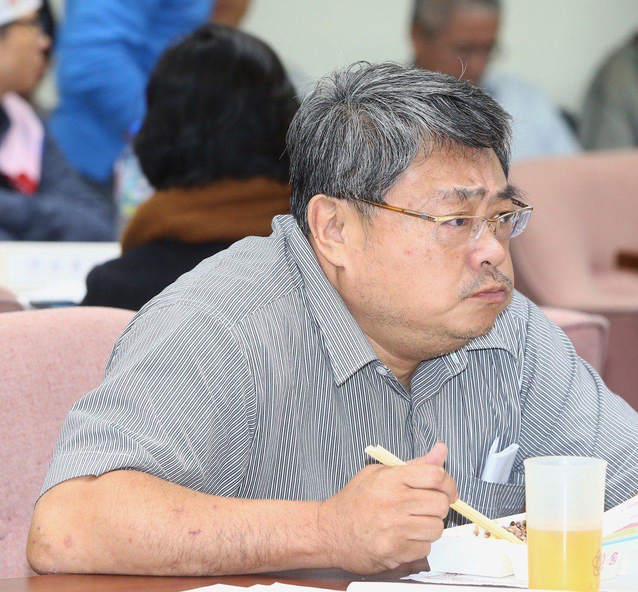 彰化活力旺企業協會榮譽理事長蕭明仁。記者程宜華/攝影