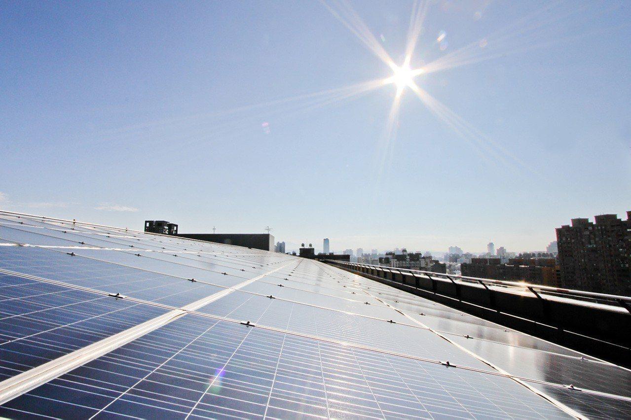 屏東縣長潘孟安說,如果綠能政策能鬆綁,2年半內,全縣28.5萬戶民生用電可以全部...