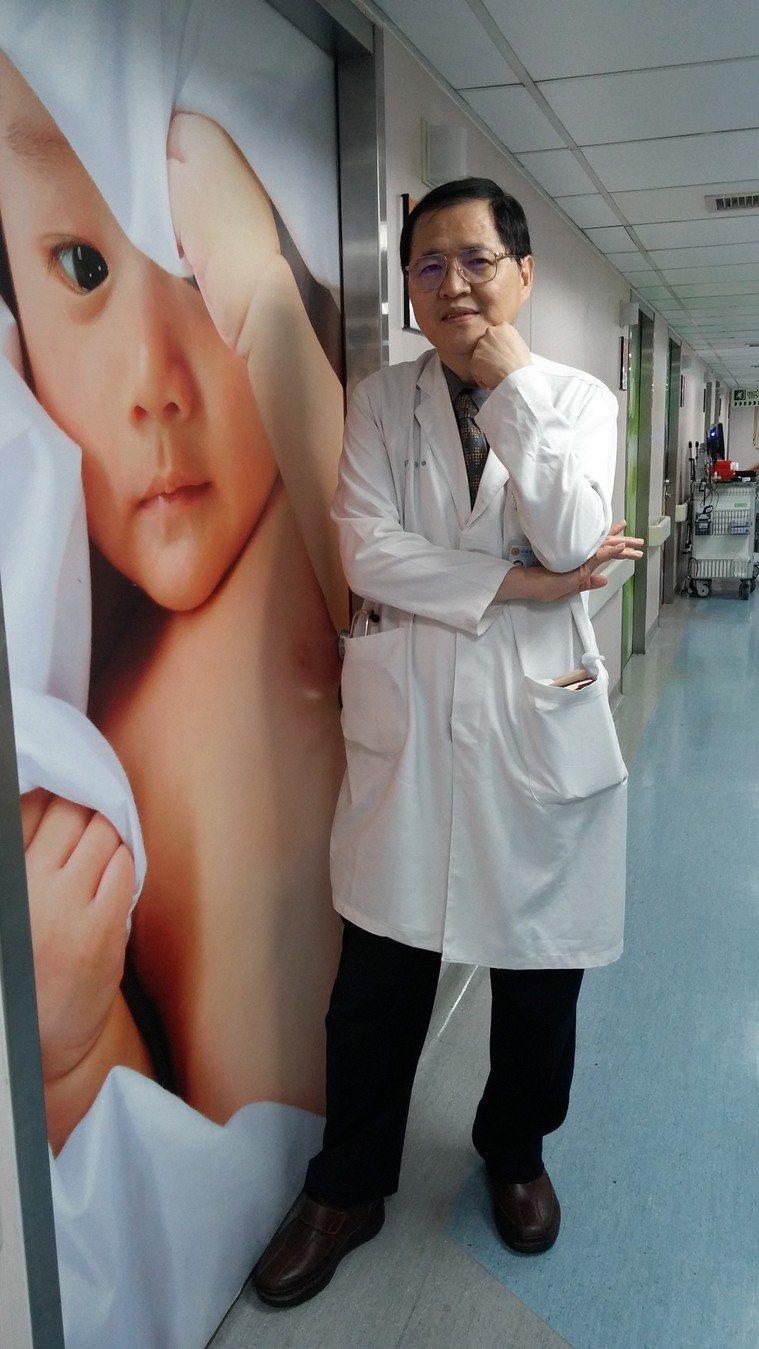中國醫藥大學兒童醫院兒童腸胃科主任 陳安琪醫師。圖/陳安琪醫師 提供