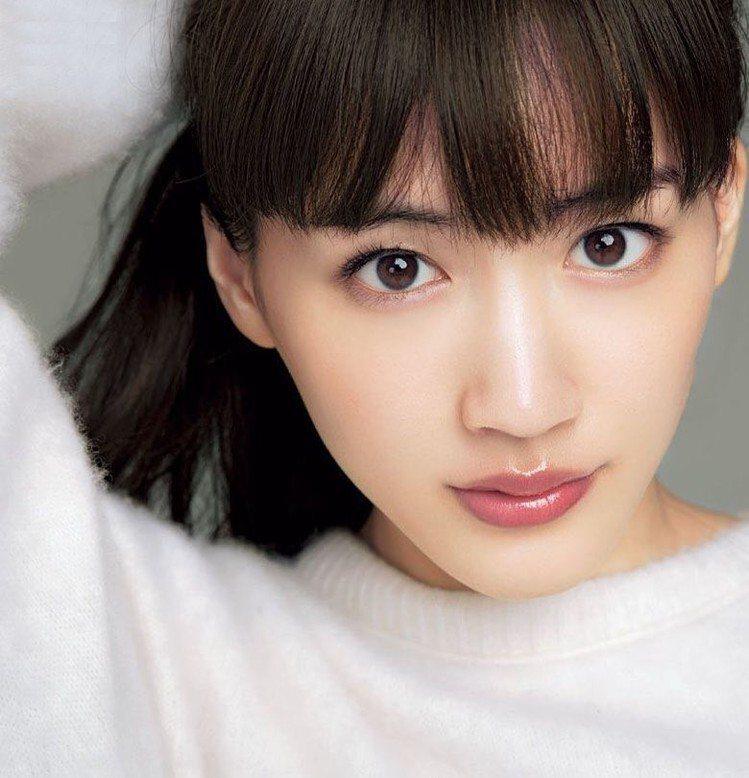 日本女星綾瀨遙。圖/擷自twitter