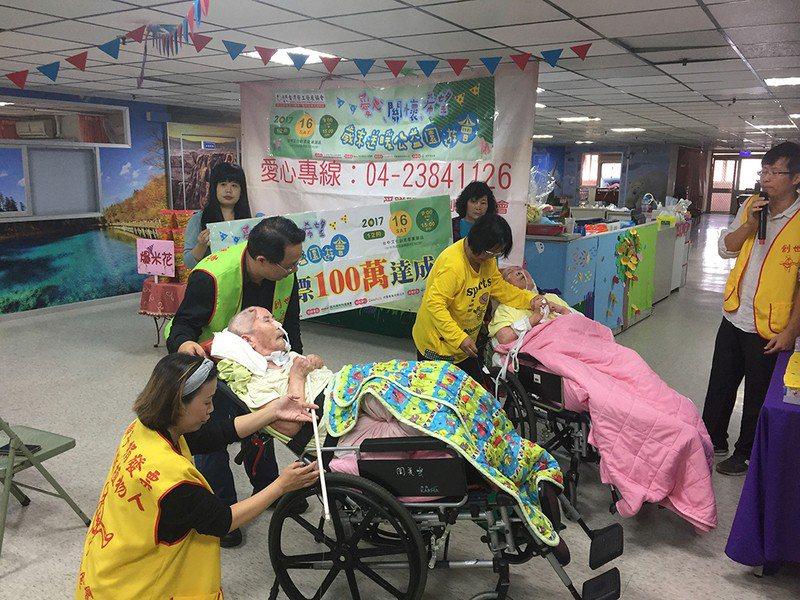 創世基金會為舉辦歲末愛心尾牙,將舉辦公益園遊會。劉東皋/台灣醒報