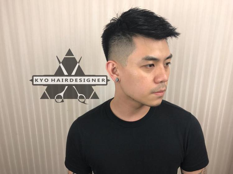 髮型創作/Kyo Huang。圖/HairMap美髮地圖提供