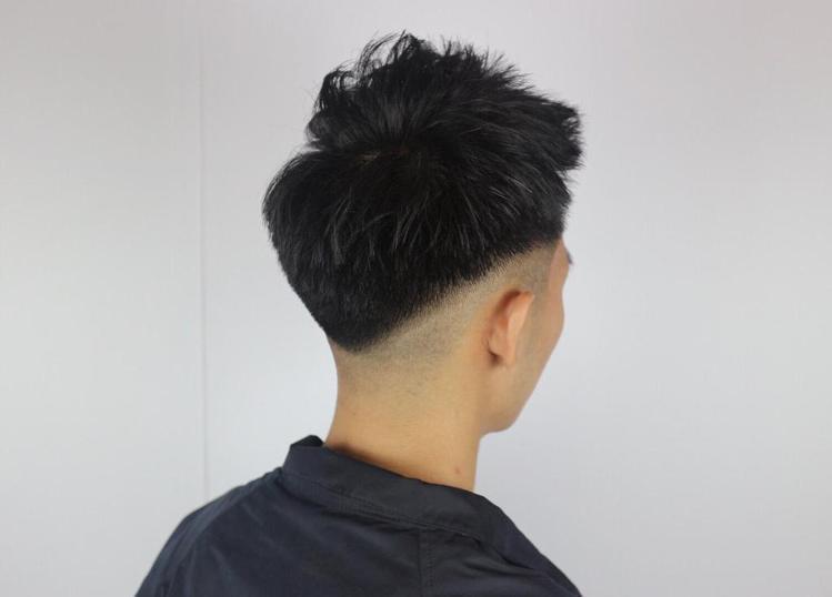 髮型創作/周彥凱。圖/HairMap美髮地圖提供