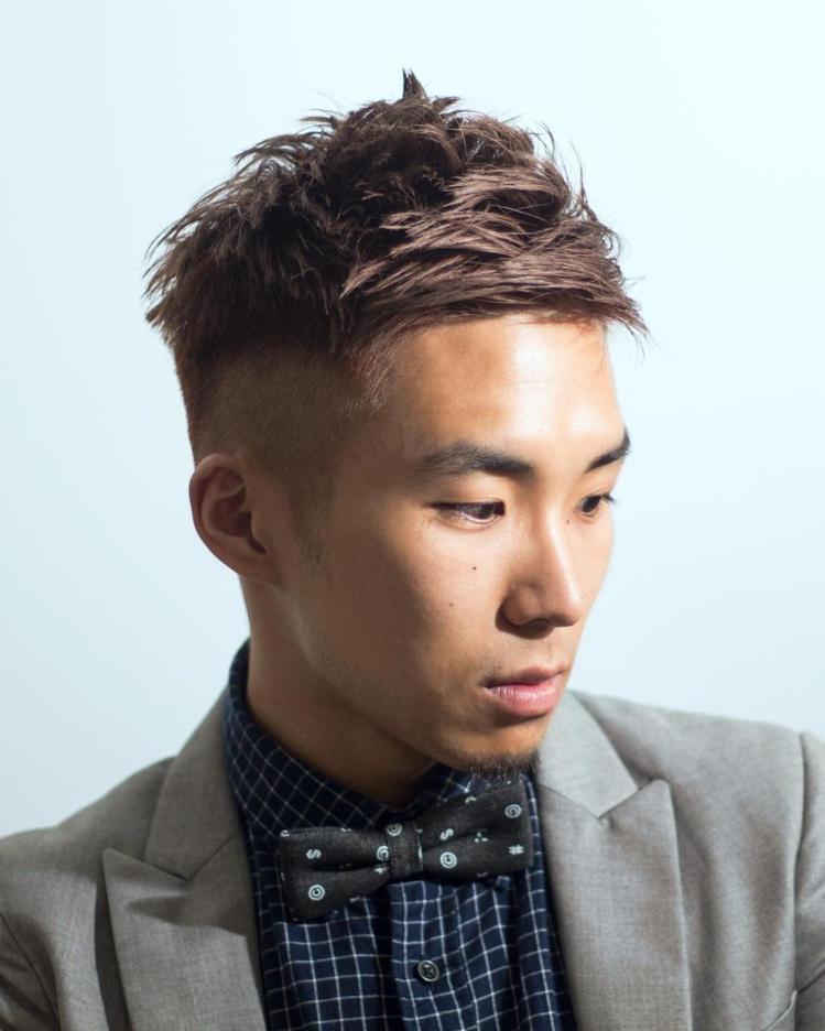 髮型創作/黃小馬 Pony。圖/HairMap美髮地圖提供