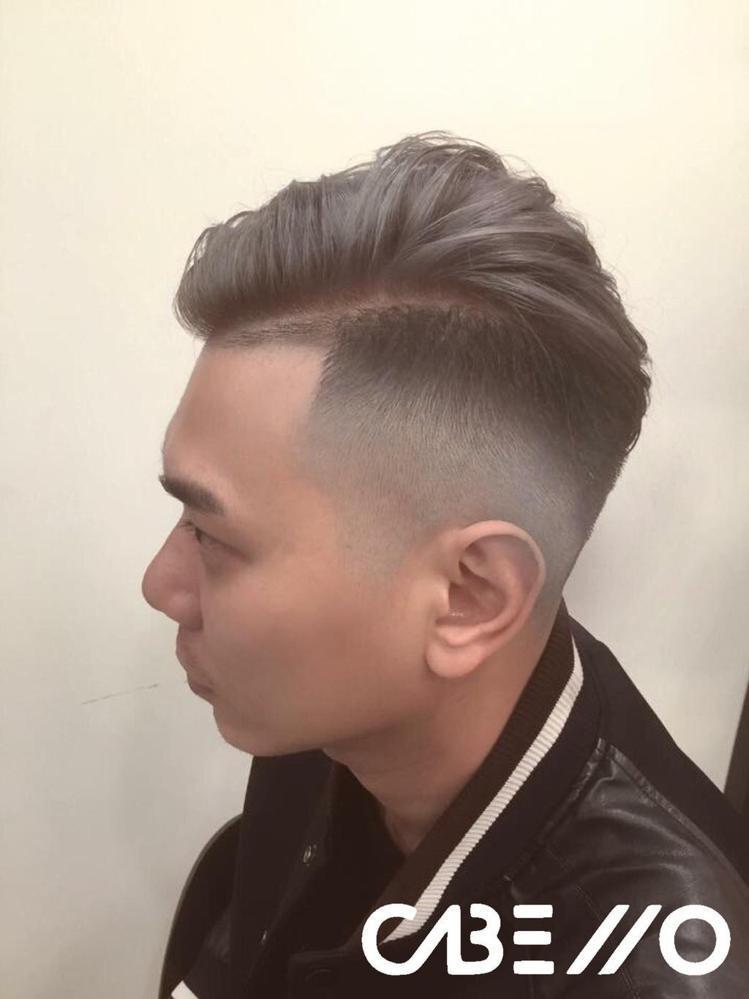 髮型創作/Terri。圖/HairMap美髮地圖提供