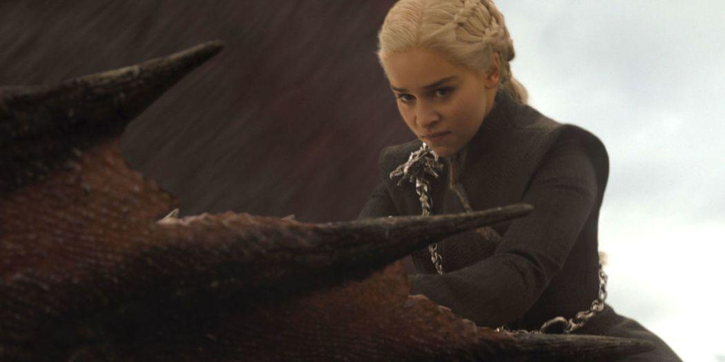 艾蜜莉亞克拉克因為「冰與火之歌:權力遊戲」人氣暴漲。圖/摘自HBO