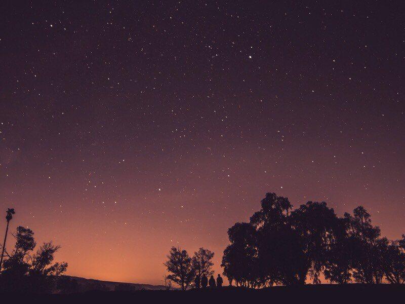 年度3大流星雨之一的雙子星流星雨。資料照片/易遊網提供