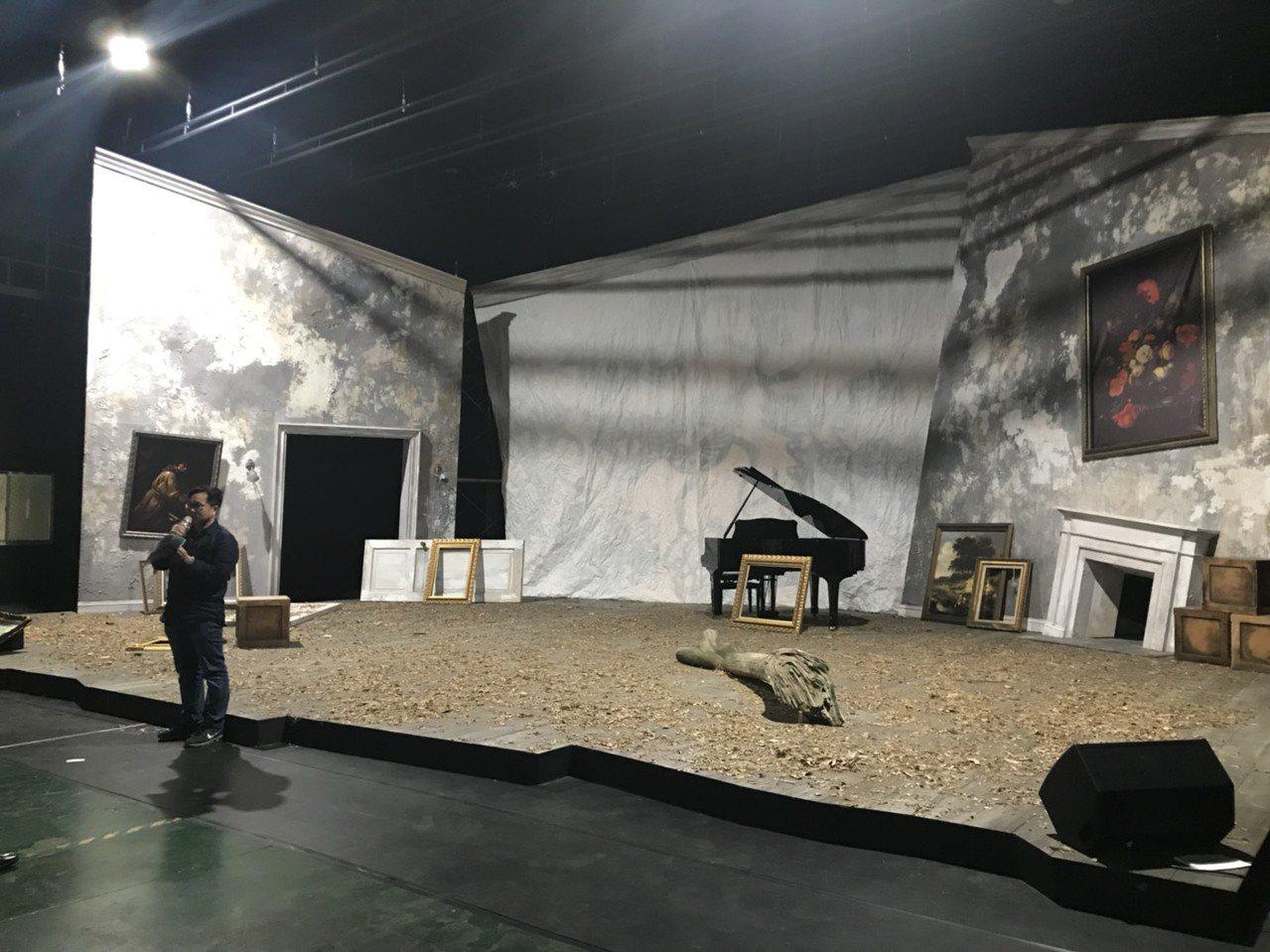 第五屆「奔放音樂節」即將於12月2日起在「奔放E倉庫」展演,邀請多組藝術家演出。...
