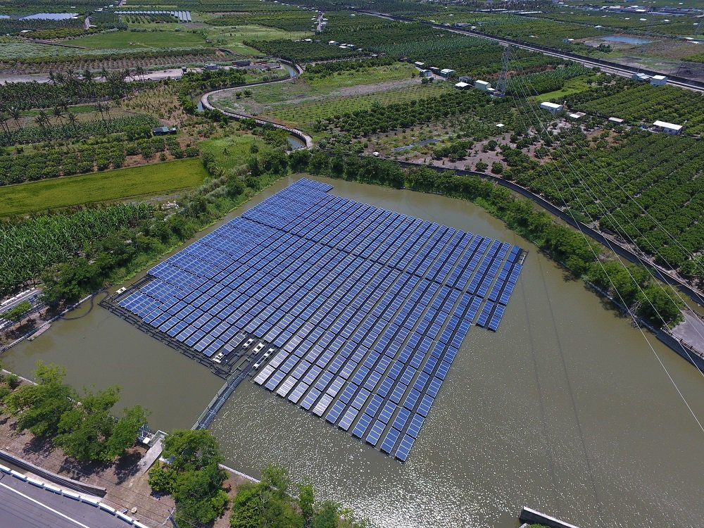 屏縣綠能大躍進,目前已有150MW加入發電行列。圖/屏東縣政府提供