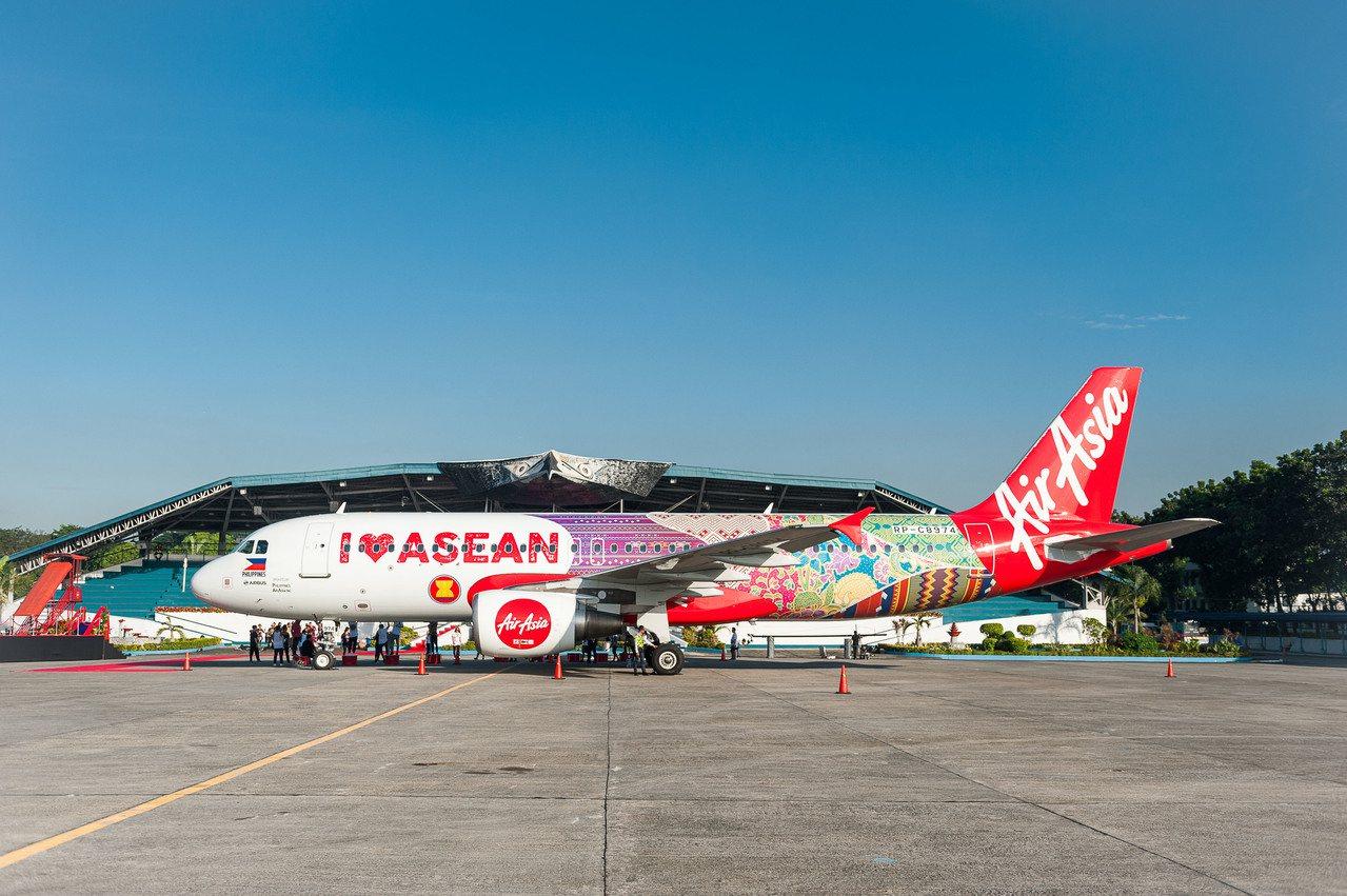 亞洲航空針對遠傳電信客戶,推出指定優惠方案。圖/亞洲航空提供