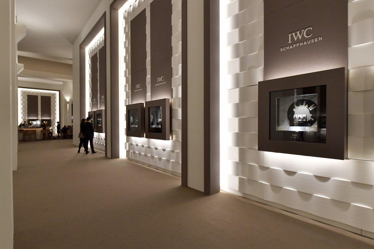 歷峯集團旗下的多個鐘表與珠寶品牌,也是2018年鐘表與奇蹟展的參展成員。圖/SI...