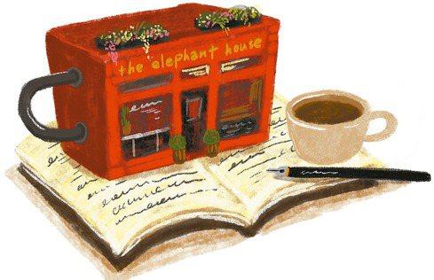 端坐在愛丁堡老城一間咖啡館,環視滿座神情興奮的客人,其中有不少東方臉孔,不是細聲...