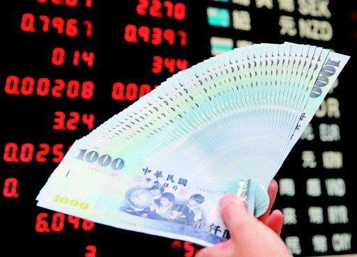 新台幣升值、美元弱勢。 圖/聯合報系資料照片