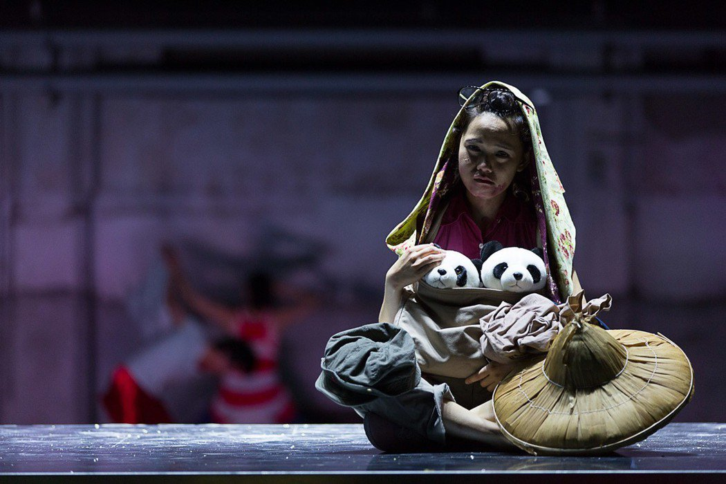 《金龍》。 圖/台南人劇團提供
