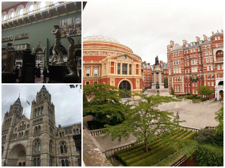 鄰近維多利亞與艾伯特博物館 (Victoria and Albert Museu...