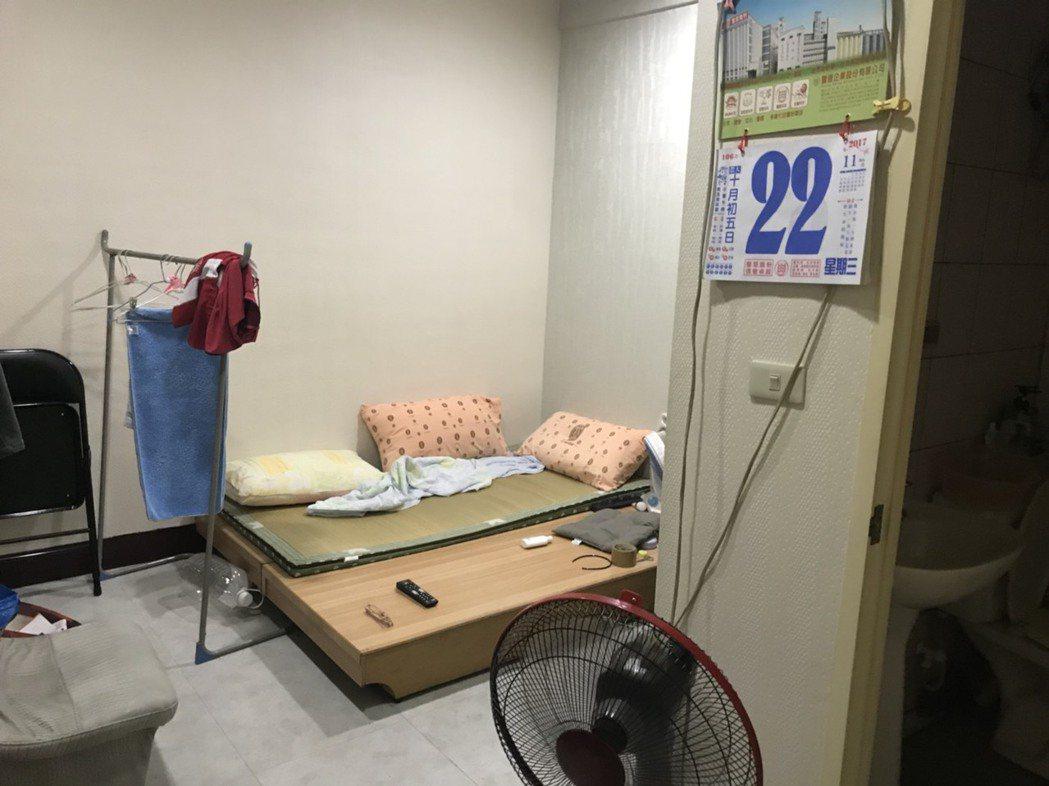 中和違建出租套房公寓,將被依違反建築法開發60,000元到300,000元。記者...