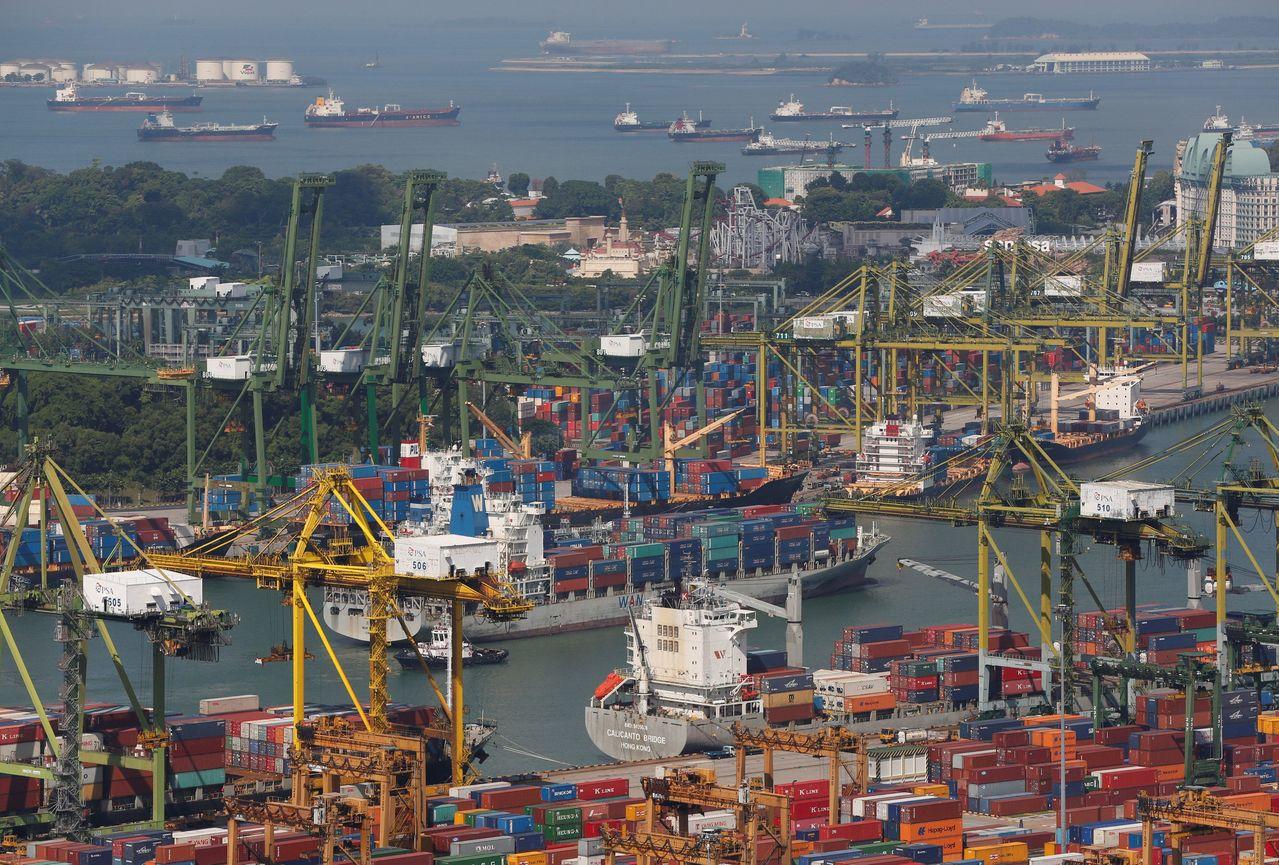 新加坡第3季GDP勁揚,主要受製造業所提振。(路透)