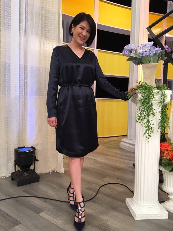 陸元琪跟著「女人234」節目也差不多1年了。圖/擷自陸元琪臉書