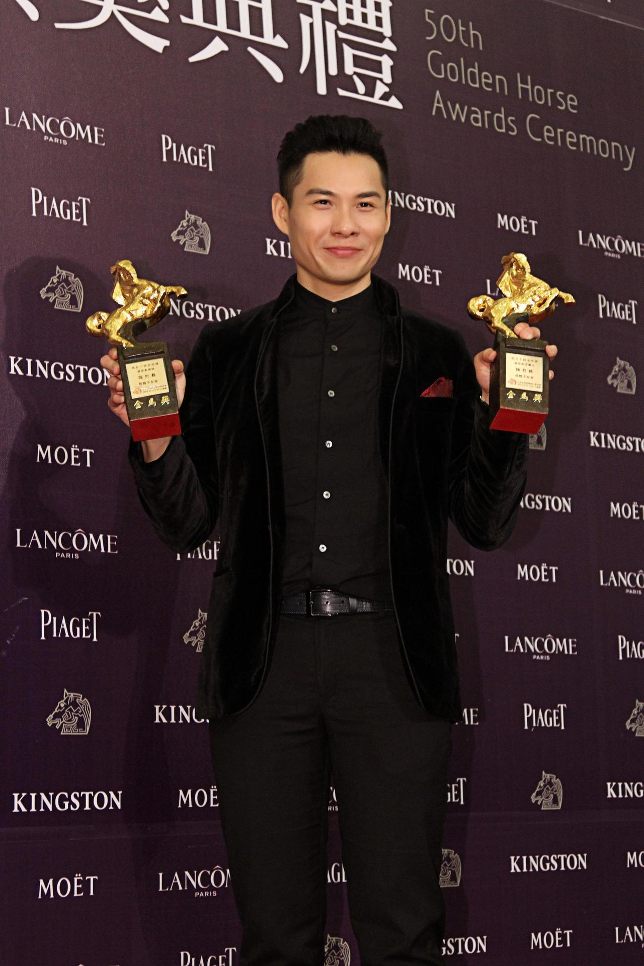 榮獲金馬獎第五十屆最佳新導演獎、最佳原著劇本獎、最佳劇情片獎以及伯爵年度優秀獎(...