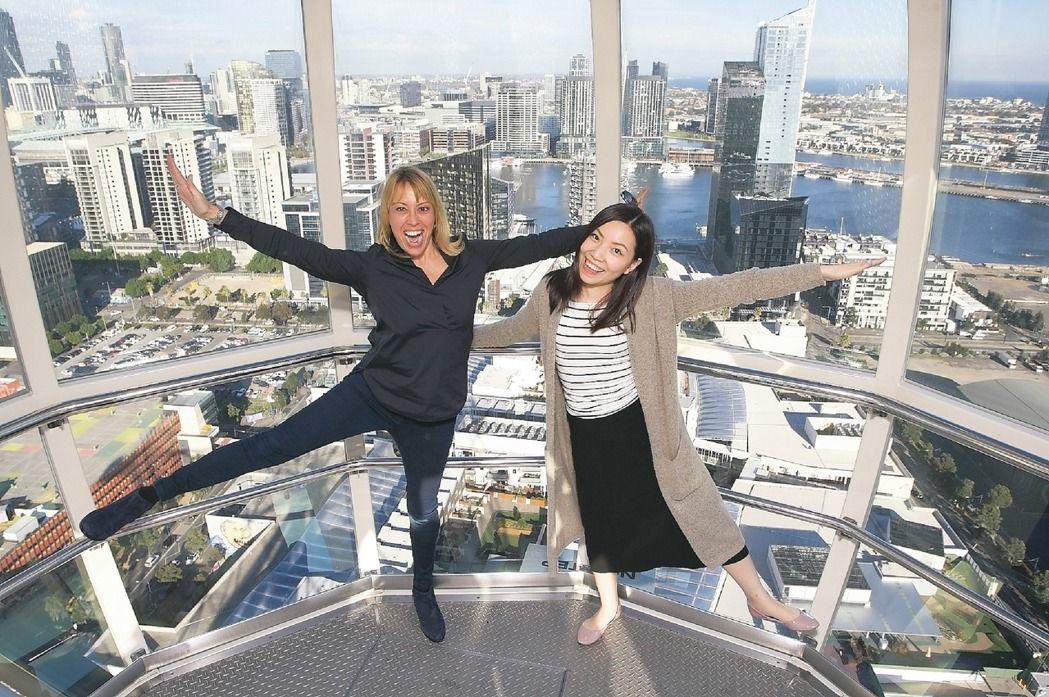 澳洲的1~3月屬於旅遊旺季,但旺季時的團費,較去年增加約18,000元。記者陳睿...