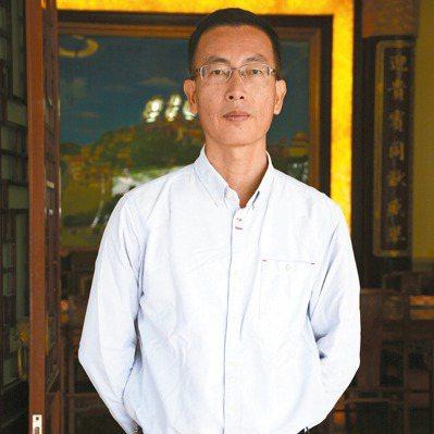 湄洲媽祖祖廟董事會副董事長吳國春 記者樊德平/攝影