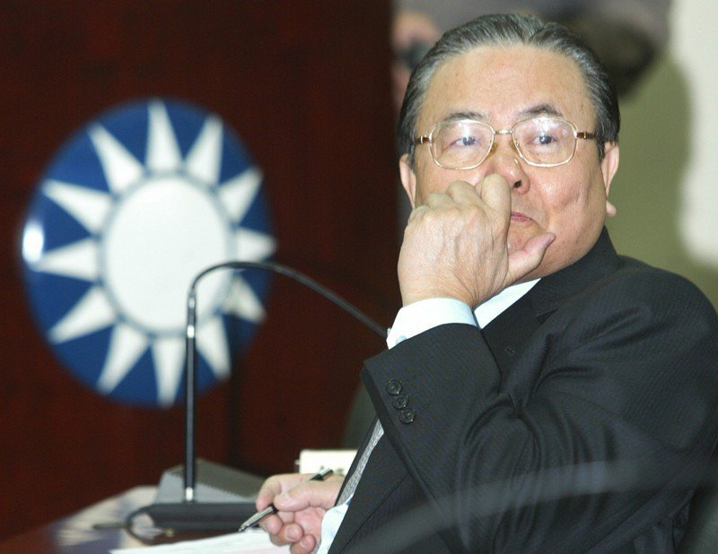 前總統府秘書長詹春柏。 聯合報系資料照片/記者林俊良攝影