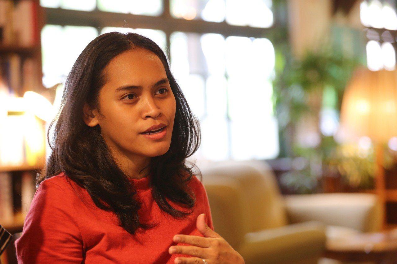來自印尼的佳達同學