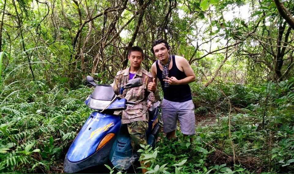 臺灣人的友善與熱情,讓羅翔安留下深刻印象