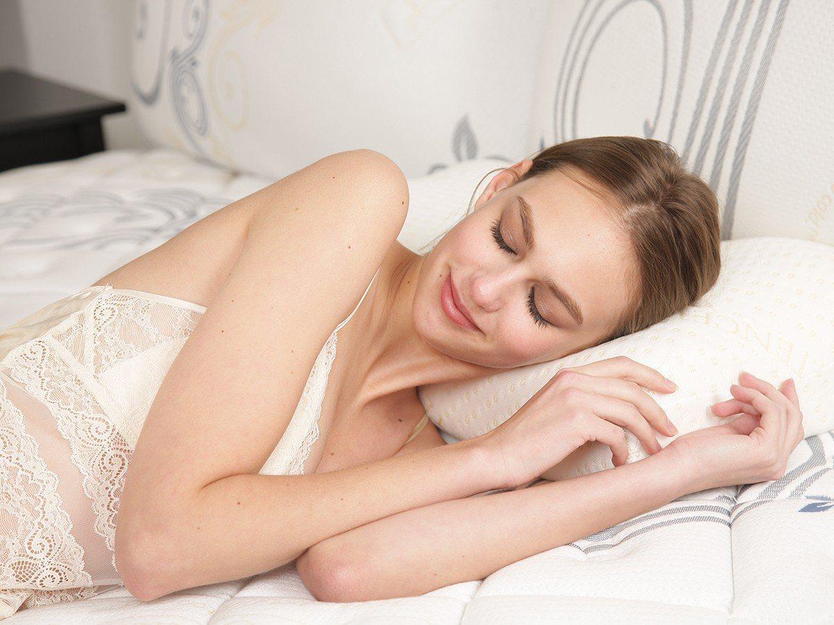 良好的睡眠能夠修復免疫、代謝、心血管系統,並且提升學習與記憶力。 圖/床的世...