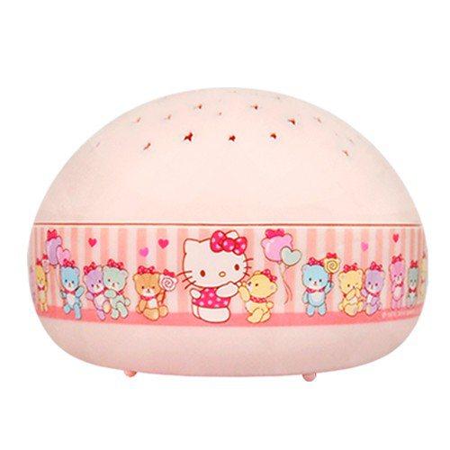 Lumitusi- Hello Kitty 滿天星 LED 星星投射小夜燈 Sa...
