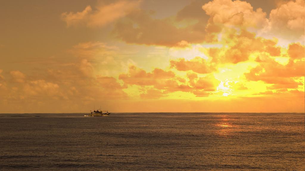 ▲跨年海釣日出。(圖/Tripbaa趣吧!達人帶路)