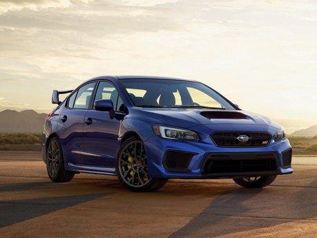 排放法規害的 Subaru WRX STI明年退出歐洲市場