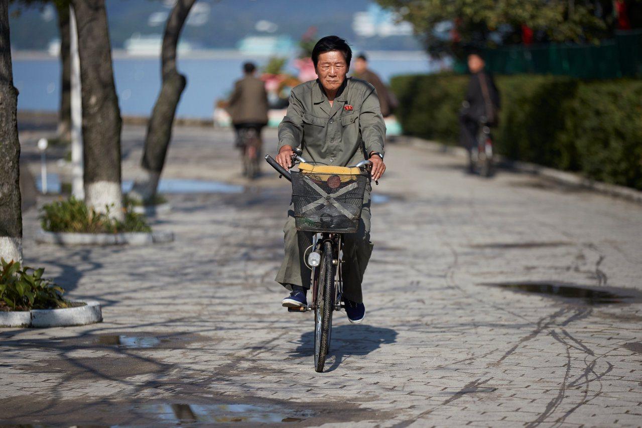 華盛頓郵報報導,過去北韓人叛逃是為了躲避飢荒,但近年來脫北是因希望幻滅。圖為北韓...
