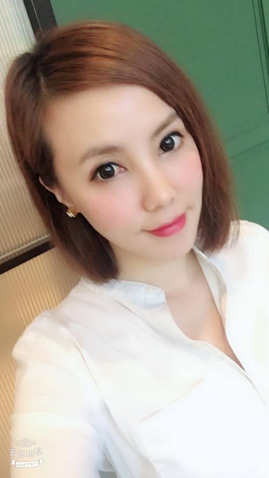 王偊菁升格當媽。圖/摘自臉書