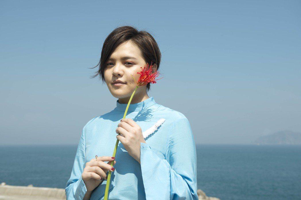 劉思涵拍攝MV有苦有樂。圖/種子音樂提供