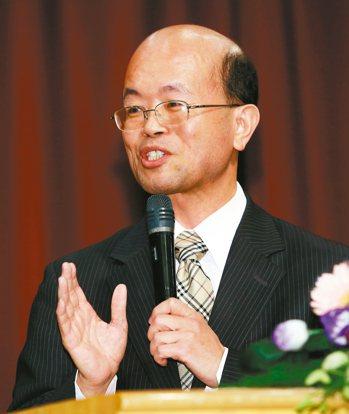 台灣中小企業銀行董事長黃博怡。 記者杜建重/攝影