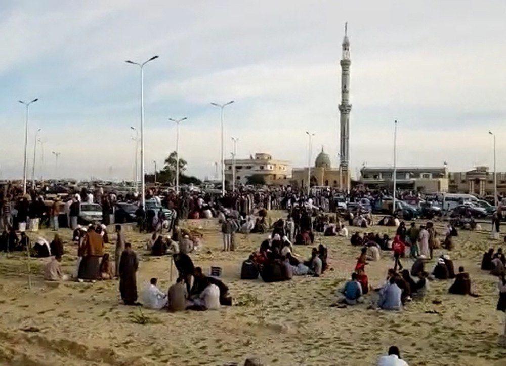 西奈清真寺血案 凸顯埃及當地策略失敗