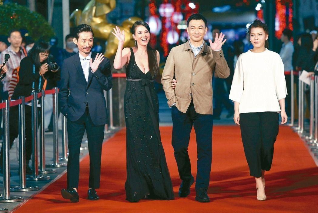 影評人塗翔文表示,今年整體台灣電影的氣勢頗強、作品多元,有機會一反前兩年的弱勢,