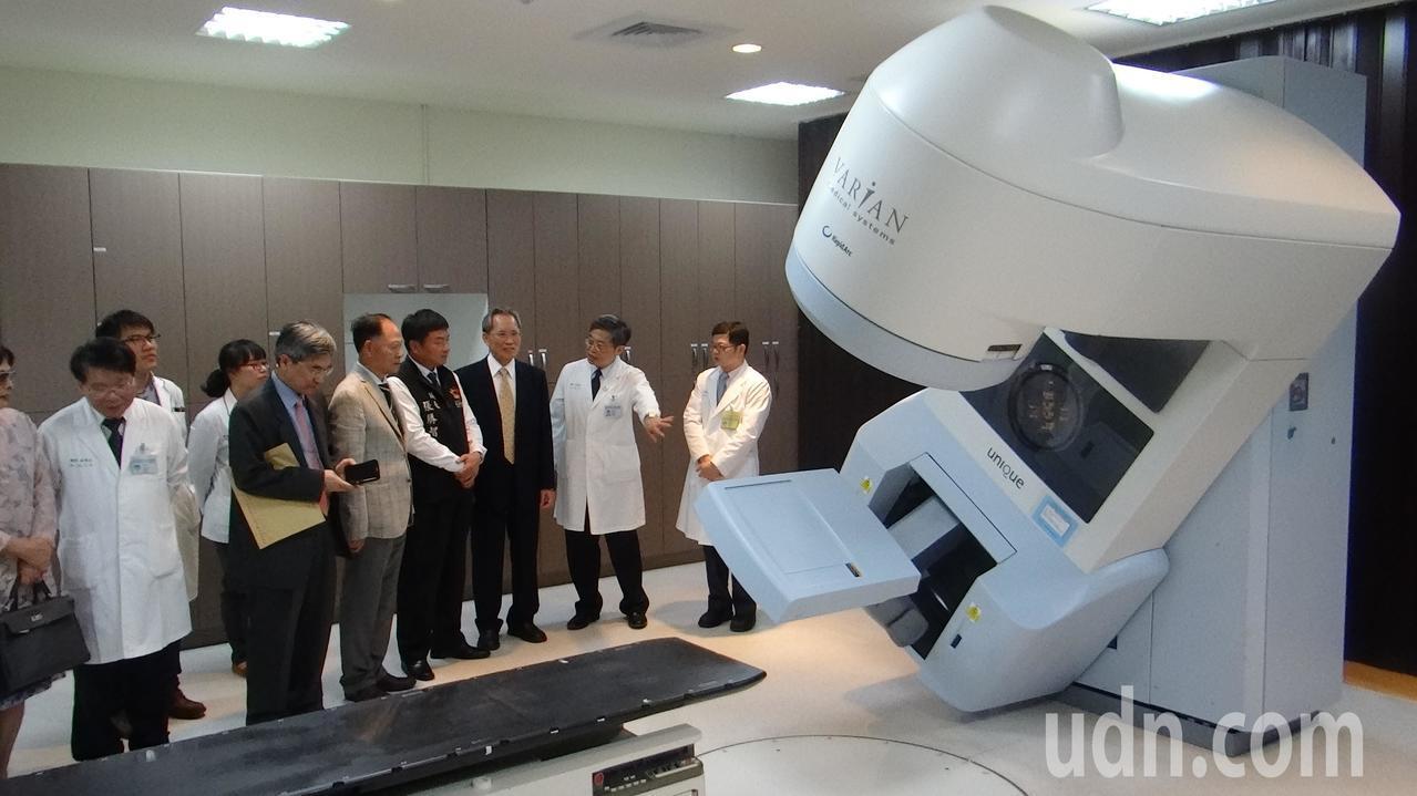 北港媽祖醫院成立雲林沿海第一座癌症治療中心,提供世界最先進的放射療癌儀器,嘉惠雲...