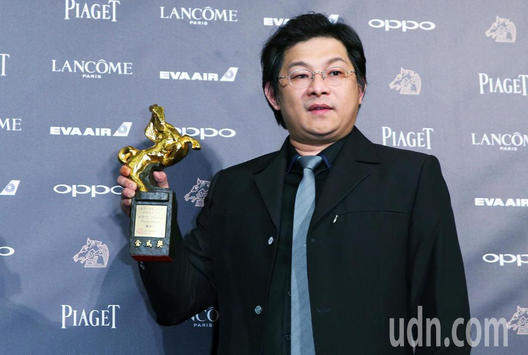 第54屆金馬獎頒獎,最佳視覺效果獎由《擺渡人》林哲民(圖)、Perry KAIN