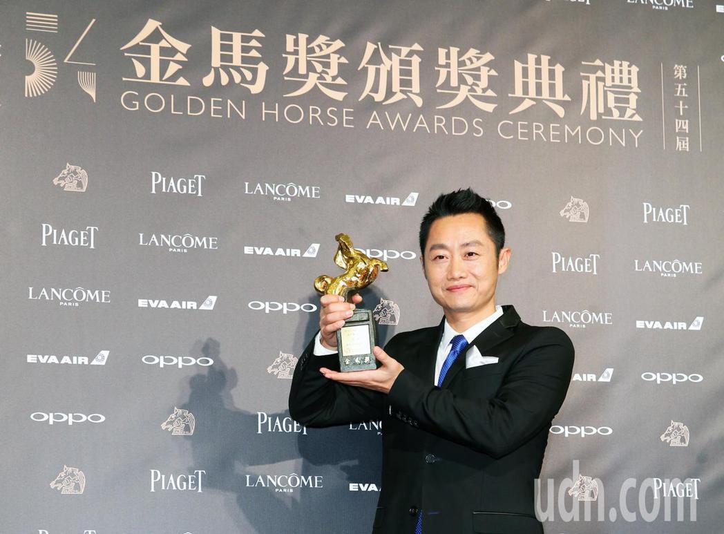 第54屆金馬獎頒獎,最佳動作設計獎由《綉春刀II修羅戰場》桑林獲得。記者陳正興/