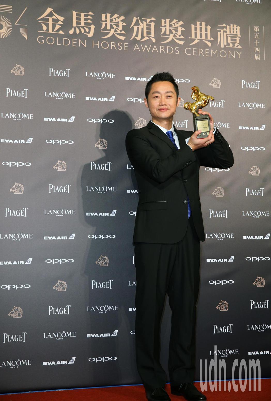 第54屆金馬獎頒獎,最佳動作設計獎由《綉春刀II修羅戰場》桑林獲得。記者陳正興/...