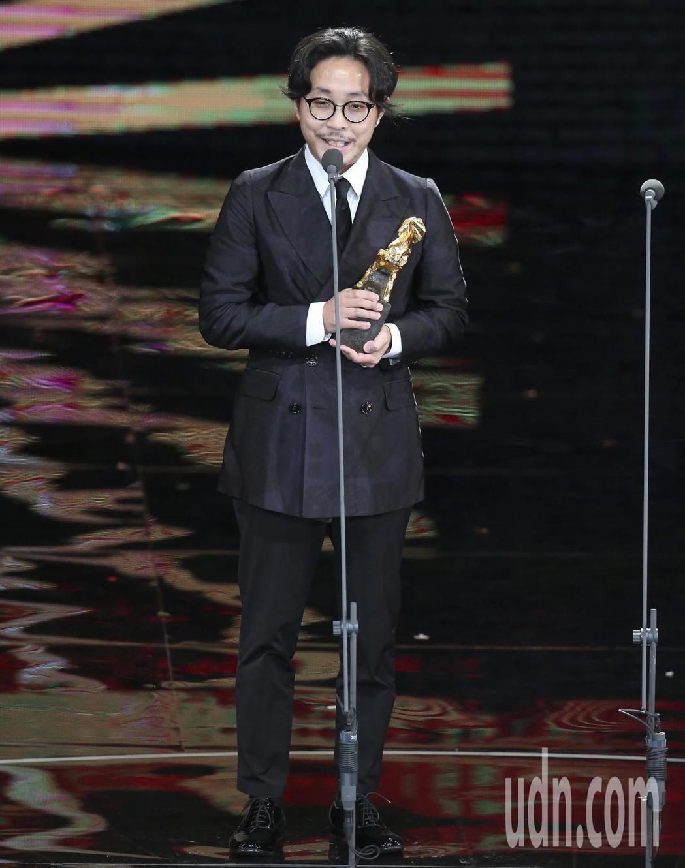 第五十四屆金馬獎最佳造型設計獎,由《擺渡人》張叔平、張兆康(圖)獲得。記者陳瑞源