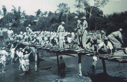 滇緬孤軍部分撤來台灣,許多人回憶起50年前的生活,都無限唏噓。 報系資料照
