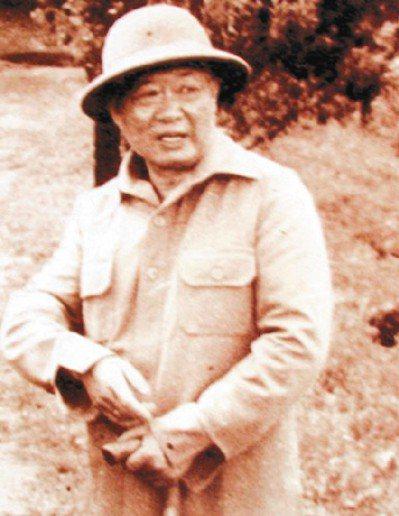 段希文將軍領導泰北孤軍南征北討,被譽為「美斯樂之父」。 圖/取自網路