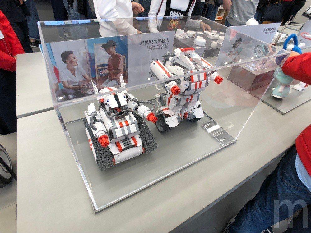 ▲米兔機器人