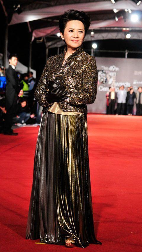 葉德嫻2012年出席金馬獎。圖/聯合報資料照